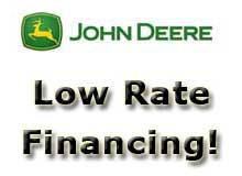John Deere, lawn mower
