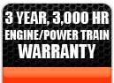 Bobcat Engine / Power Train Warranty for Compact Track Loaders!