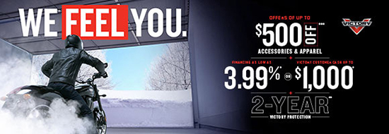 We Feel You - Winter Sales Event!
