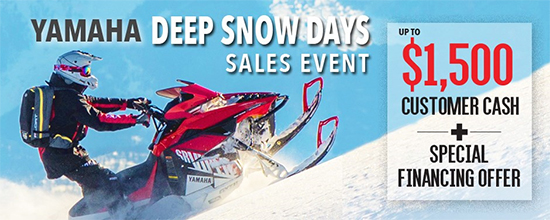 Deep Snow Days Sales Event - Western!
