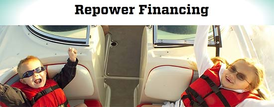 Mercury Marine Repower Financing!