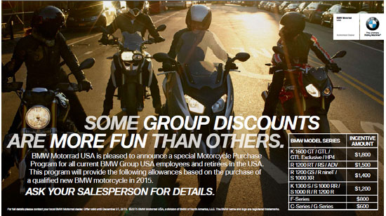BMW Group / Center Employee Program