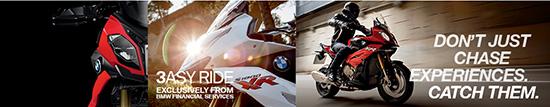 BMW S 1000 XR Financing