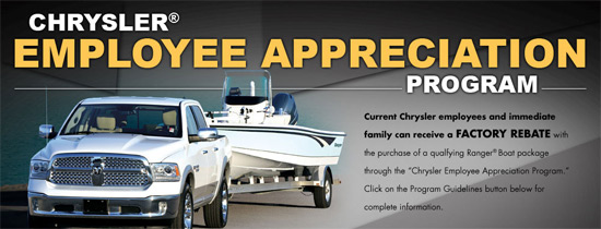 Chrysler® Employee Appreciation Program!