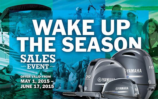 Wake Up The Season!