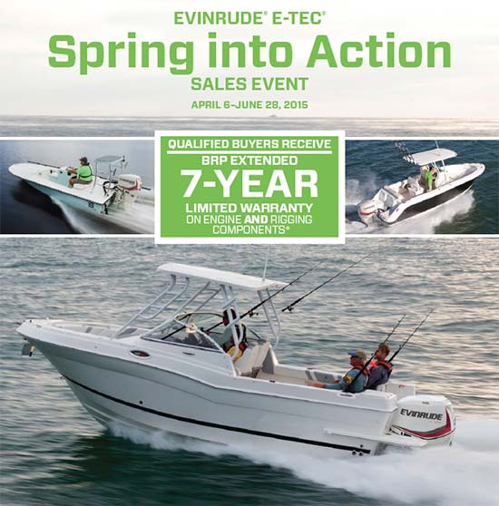 Spring Into Action Sales Event - FLORIDA ONLY!