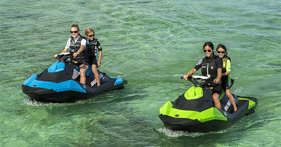 Sea-Doo Buy 2 and Get Great Financing!