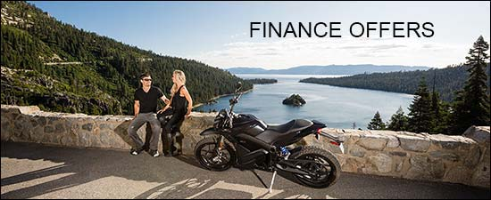 Zero Motorcycles Finance Offers - Models Starting as Low as $135 per Month*!