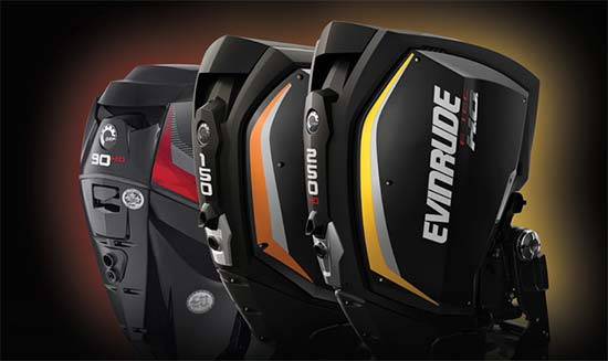 Evinrude Fall Sales Event - Repower Offer!