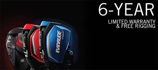 Evinrude Summer Sales Event - Repower!