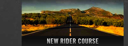 Motorcycle new rider course