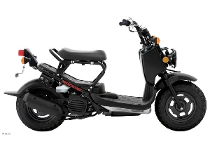 Honda Ruckus - Makes Good Noise