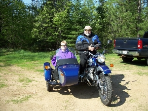 2007 Ural makes the grade, literally