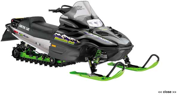 Arctic Cat M800. 2001 Arctic Cat 800 Images