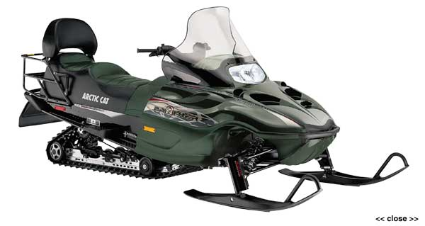 Arctic Cat 440 Snowmobile. 2001panther440.jpg