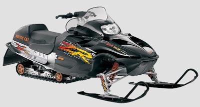 2002 Arctic Cat Zr Cross Country Le 600 Efi Snowmobiles