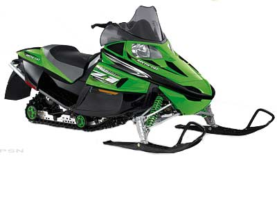 Arctic Cat Snowmobiles 500. 500 EFI LX 2007 Arctic Cat