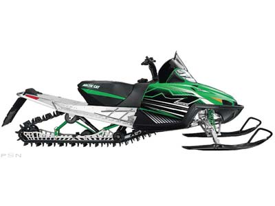 M8 Arctic Cat 2010. 2010 Arctic Cat M8 153