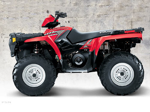 2004 – 2005 Polaris Atv Sportsman 500 6×6 Complete Service / Repair / Workshop Manual