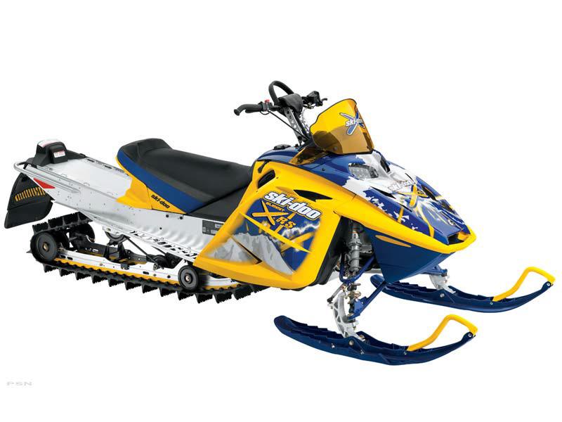 2007 ski doo summit x rs 151 snowmobiles. Black Bedroom Furniture Sets. Home Design Ideas