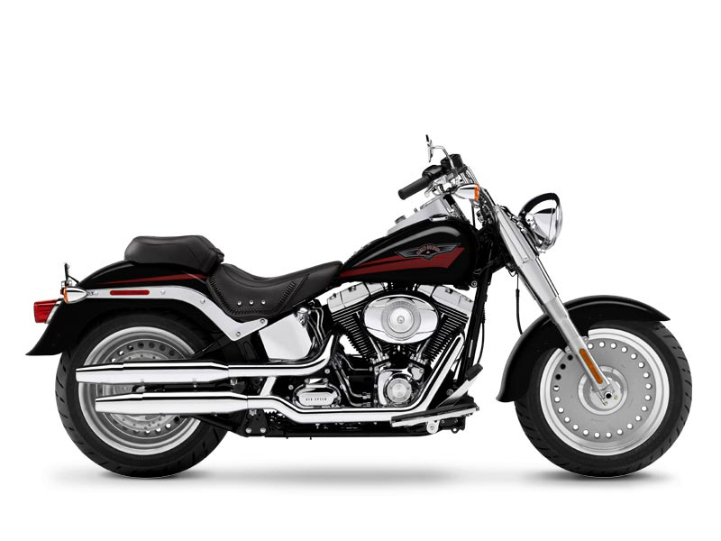 2007 Harley-Davidson FLSTF Softail® Fat Boy® Motorcycles