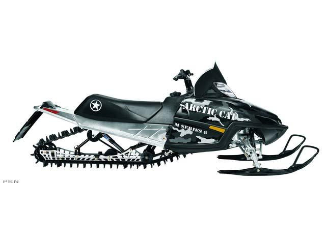 2009 Arctic Cat M8 153 Sno Pro LE Snowmobiles