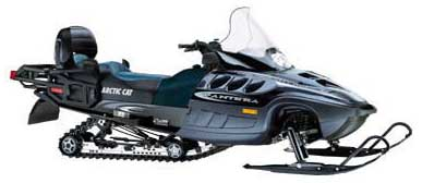 arctic cat bearcat 7000 xt