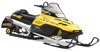 2000 Ski-Doo Summit 700 Snowmobiles