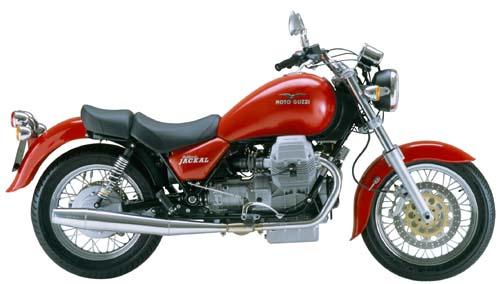 2001 moto guzzi california jackal motorcycles