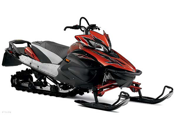 2011 yamaha phazer rtx snowmobiles for 2006 yamaha vector gt reviews