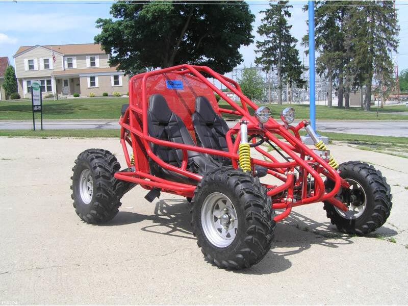Manco Go Karts Power Sports 106
