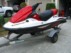 2007 kawasaki jet ski® stx®-12f watercraft - cylinder head issues