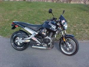 Buell Blast Review – Idea di immagine del motociclo